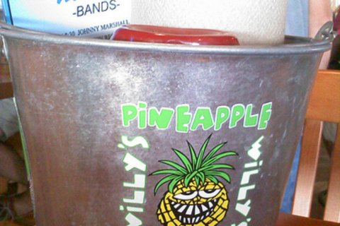 5. Pineapple Willy s