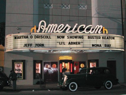 The American Theater