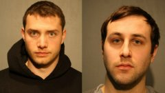 Carl Koenemann (Left) and Benjamin Nitch (Right). (Credit: Chicago Police)