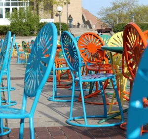 UW Madison Union Terrace