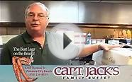 Capt Jacks Panama City Beach - How to get all the meat out