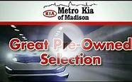 New 2013 Kia Optima Madison WI