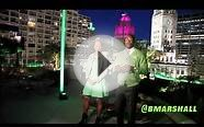The Brandon Marshall Foundation Lime Green Reception