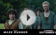 The Maze Runner Trailer - In Cinemas September 18
