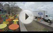 Time Lapse of Memorial Union Terrace set-up