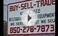 Used Restaurant Equipment in Panama City Beach Serving NW FL