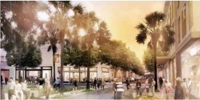 west ashley citadel mall development concept